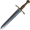 LARP Ranger Short Sword