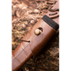LARP Leather Dagger Scabbard