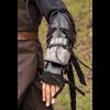 Dark Elf Leather Bracer
