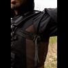 Dark Elf Leather Gorget