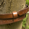Leather LARP Sword Belt