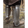 Persian Steel Greaves