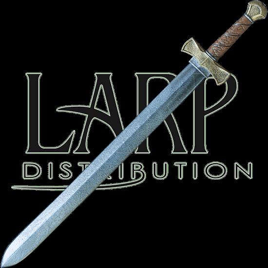 Ready For Battle Defender LARP Sword