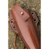 Woodsman LARP Knife Leather Holder
