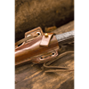 Cutthroat LARP Knife Leather Holder