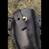 Skinner LARP Knife Leather Holder