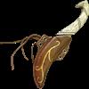 Elven LARP Knife Leather Holder