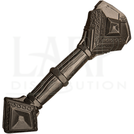 DIY LARP Dwarf Handle - Unpainted