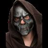 Silver Skull Trophy Mask