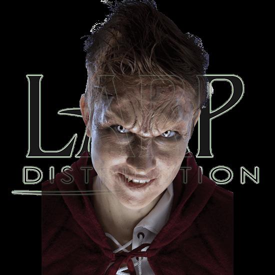 Vampire Brow Prosthetic