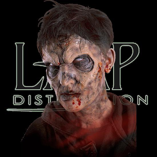 Zombie Brow Prosthetic