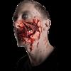 Torn Zombie Cheek Prosthetic