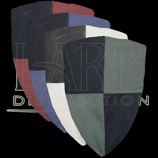 Richard Quarterly Shield Cover