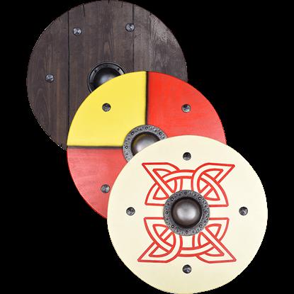 Rorrik LARP Shield