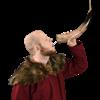 Norman Drinking Horn