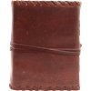 Stitched Edge Leather Journal