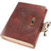 Celtic Lovers Leather Journal