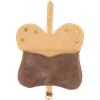 Ornate Medieval Pouch - Brown