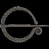 Tenar Penannular Cloak Pin