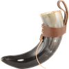 Sigurd Viking Horn with Holder
