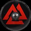 Valknut Viking Shield