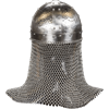 Norse Warrior Helmet with Aventail
