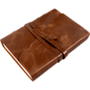 Scalloped Cover Medieval Leather Journal