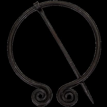 Large Viking Penannular Brooch