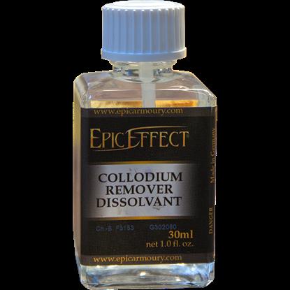 Epic Effect Collodium Remover