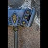 LARP Dwarven Greathammer
