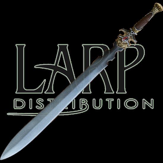 Royal Elf LARP Sword - 100 cm