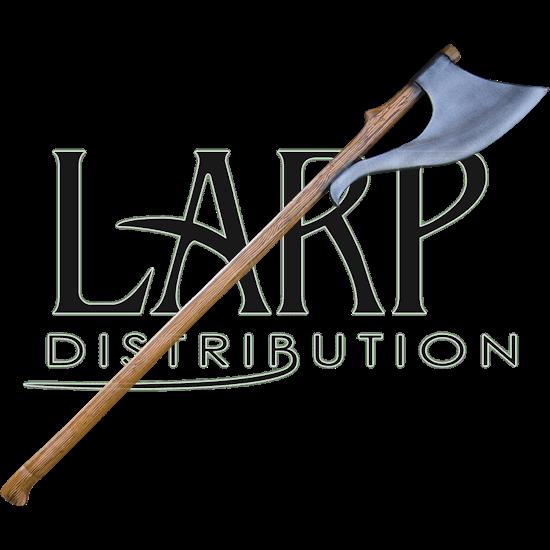 Long Elf LARP Axe