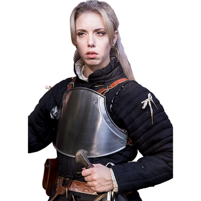 Scouts Cuirass - Polished Steel