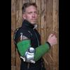 Steel Splint Arm Guards