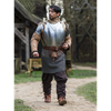 Churburg Armour Set - Polished Steel