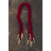 Pointed Brass Tip Tie Strings