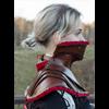 Noble Leather Bevor
