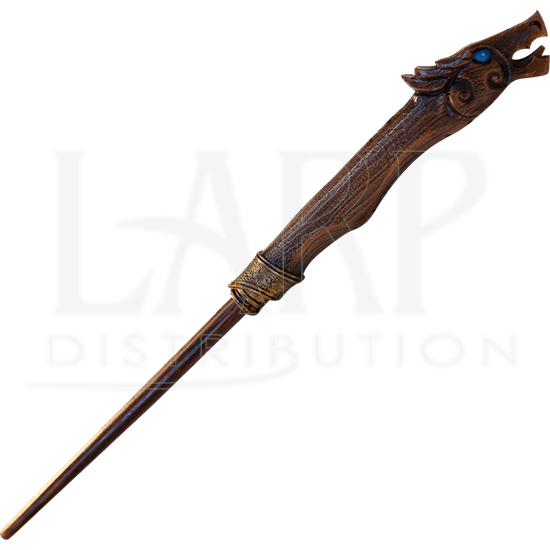 Fafnir LARP Wand - Brown