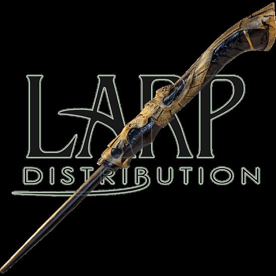Sendivogius LARP Wand - Black
