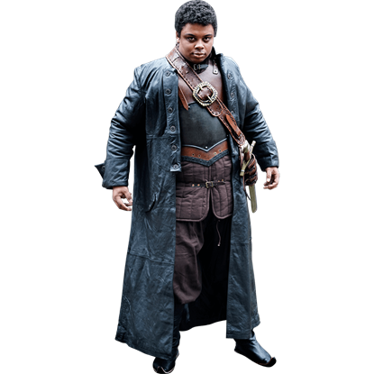 Leather Hellsing Coat