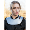 Soldiers Gorget - Polished Steel