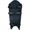 Quintus Leather Greaves - Standard Version