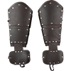 Quintus Leather Bracers - Standard Version