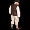 Franklin Canvas Shorts