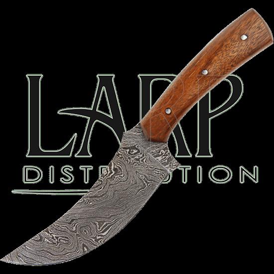 Belisar Damascus Knife
