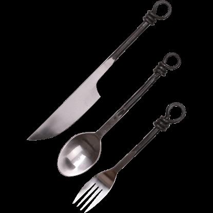 Brig Steel Cutlery Set