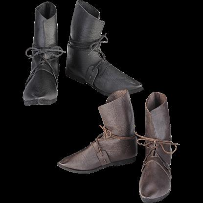 Johann Half-Boots