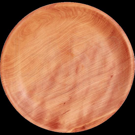Kora Olive Wood Plate