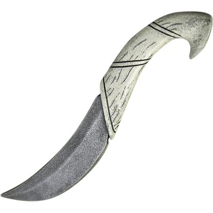 Elven LARP Throwing Knife