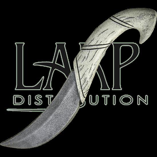 Elven LARP Throwing Knife